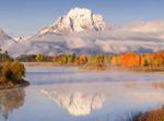 Mt. Moran and Oxbow Bend