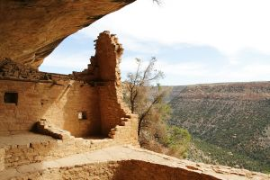 Balcony House, Mesa Verde National Park, Colorado