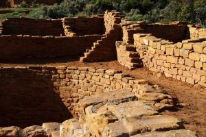 Surface Ruins, Far View Site, Mesa Verde National Park, Colorado